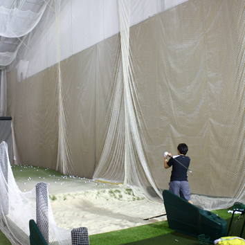 GolfTheUnitedStates.com [DIY indoor nets and hitting ranges that ...